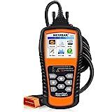 NEXPEAK OBD2 Scanner NX501 Enhanced OBD II Auto Code Reader Car Diagnostic Scan Tool Vehicle Check Engine Light Analyzer