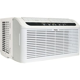 Haier-ESAQ406T-22-Window-Air-Conditioner-Serenity-Series-with-6000-BTU-115V-W-LED-remote-control-in-White