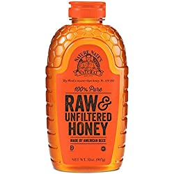 Nature Nate's 32oz (907g) Classic Honey
