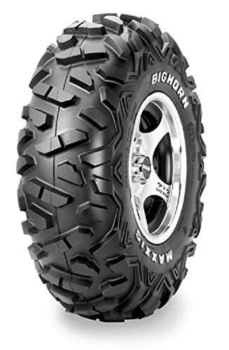 Maxxis M917 Bighorn Tire - Front - 26x9Rx12 , Tire Size: 26x9x12, Tire Construction: Radial, Position: Front, Rim Size: 12, Tire Ply: 6, Tire Type: ATV/UTV, Tire Application: All-Terrain TM16678000