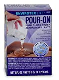 Environmental Technology 8-Ounce Kit Lite Pour-On, High Gloss Finish