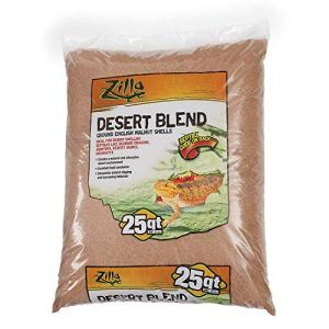 Zilla Ground English Walnut Shells Desert Blend 20