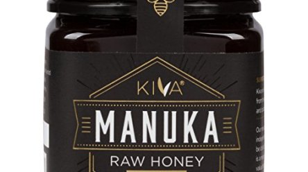 Kiva Certified UMF 20+ – Raw Manuka Honey (8.8 oz)