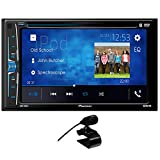 Pioneer AVH-210EX in-Dash 2-DIN 6.2' Touchscreen DVD Receiver with Bluetooth