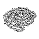 SENREAL Carbide Tipped Saw Chain Solid Carbide Chainsaw Chain 72 Links Chain for 20 Inch 33R-72 Chainsaw