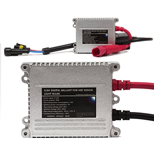Kensun Ballasts 'Various Options' - 2 'Slim' Digital Ballasts - 2 Year Warranty
