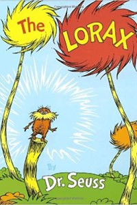 The Lorax Book Cover