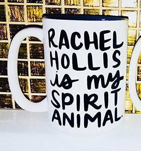 Rachel Hollis is my spirit animal Coffee Mug Pick Me Cups Original Mug