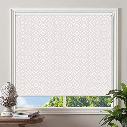 PASSENGER PIGEON Blackout Window Shades, Premium UV Protection Water Proof Custom Roller Blinds, Printed Picture Window Roller Shade, 87' W x 48' L, JIHE-10