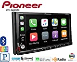 Pioneer AVH-2440NEX Car Stereo Double Din Radio with Apple CarPlay, Android Auto and Bluetooth
