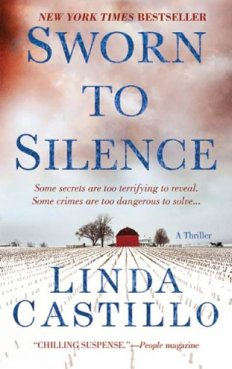 Sworn to Silence: A Kate Burkholder Novel by [Castillo, Linda]