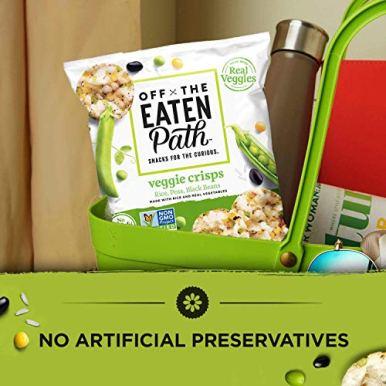 Off-The-Eaten-Path-Veggie-Crisps-125-oz-Pack-of-16
