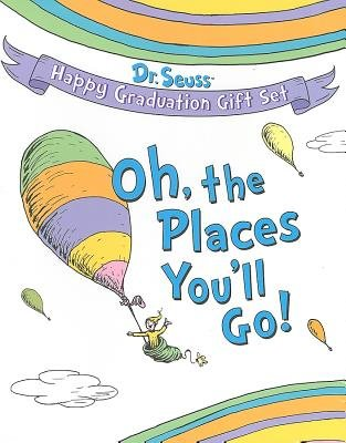 Oh the Places You'll Go! [With Sticker(s) and Graduation Banner Diploma Doorhanger and Journal and Bookmark and Puzzle and[OH THE PLACES YOULL GO][Other]