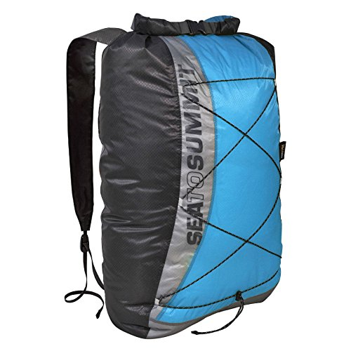 Sea to Summit Ultra-Sil Dry Day Pack (Sky Blue, 22-Liter)