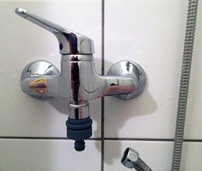 Adapter-5-fach-fr-Indoor-Wasserhhne-mit-M-22×1-Metall-Feingewinde-M-24×1-Metall-Feingewinde-1-Zoll-34-Zoll-und-12-Zoll-Aussengewinde-Gardena-kompatibel-Fr-haushaltsbliche-Wasseranschlsse-an-Dusche-Was