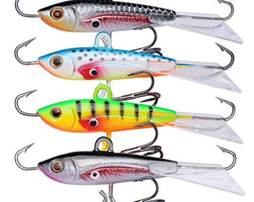 Top 10 best ice fishing jigs panfish top reviews no for Ice fishing lures for panfish