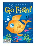 eeBoo Color Go Fish Playing Cards Game