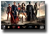 Justice League Poster - Movie Promo 11 x 17 wide