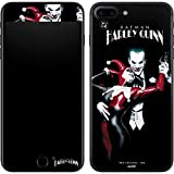 Skinit Harley Quinn and The Joker iPhone 8 Plus Skin - Officially Licensed Warner Bros Phone Decal - Ultra Thin, Lightweight Vinyl Decal Protection