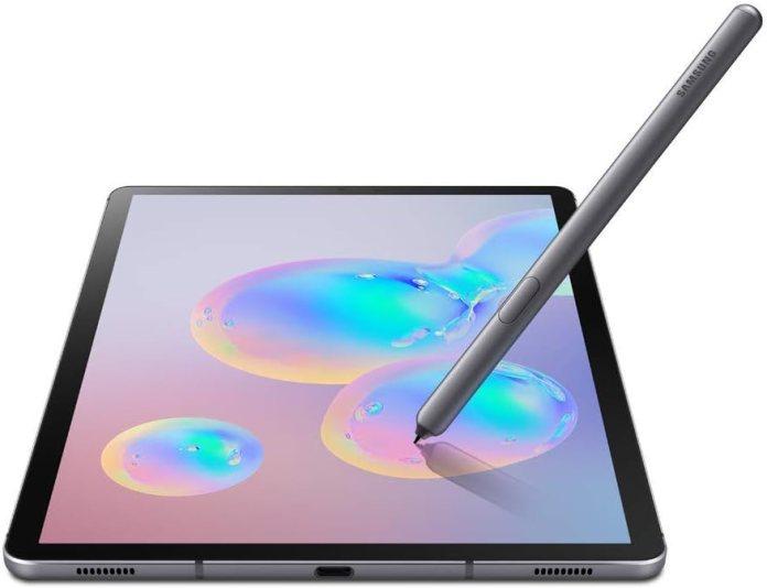 samsung galaxy tab s6 S-Pen to draw