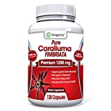 Pure Caralluma Fimbriata Extract 1200 mg Serving (120 Veggie Capsules)   Maximum Strength Natural Weight Loss Diet Pills   Appetite Suppressant & Fat Burner Support Supplement - 60 Day Supply