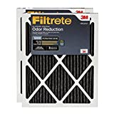 Filtrete 20x20x1, AC Furnace Air Filter, MPR 1200, Allergen Defense Odor Reduction, 2-Pack