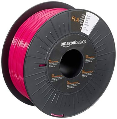 Amazon-Basics-PLA-3D-Printer-Filament-175mm-Purple-1-kg-Spool