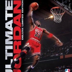 Ultimate Jordan  (Four-Disc Deluxe Limited Edition) [Blu-ray]