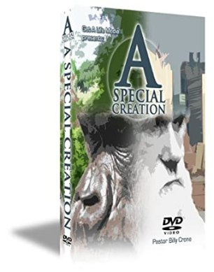 A Special Creation (Darwin was Wrong) (6 Studies on 3 DVD's)