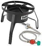 Bayou Classic SP10 - 14-in High Pressure Cooker