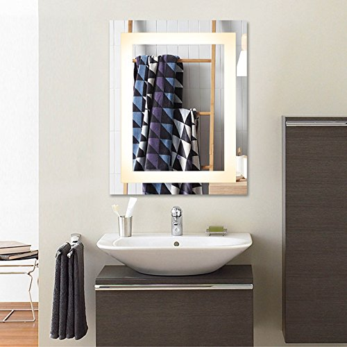 Brilliant, Chic And Elegant Glass Wall Mirrors