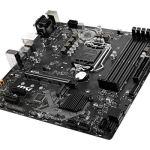 MSI ProSeries Intel B365 LGA 1151 Support 9th/8th Gen Intel Processors Gigabit LAN DDR4 USB/DVI-D/VGA/HDMI Micro ATX…