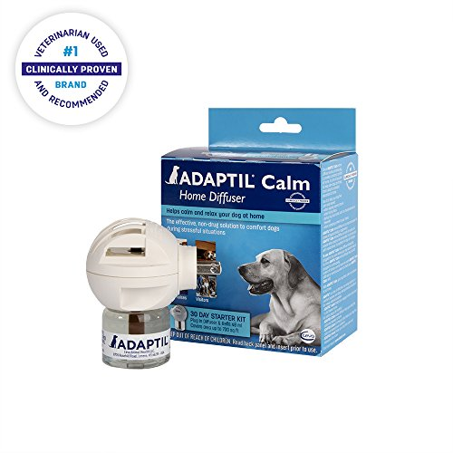 Adaptil Calm Home Diffuser for Dogs (30 Day Starter Kit) 1