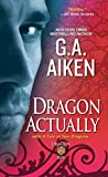 Dragon Actually (Dragon Kin Book 1)