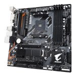 GIGABYTE B450 AORUS M (AMD Ryzen AM4/Micro ATX/M.2 Thermal Guard/HDMI/DVI/USB 3.1 Gen 2/DDR4/Motherboard)