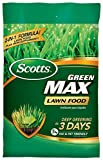 Scotts 44615A Green Max Lawn Food 5,000 sq. ft, 5M,