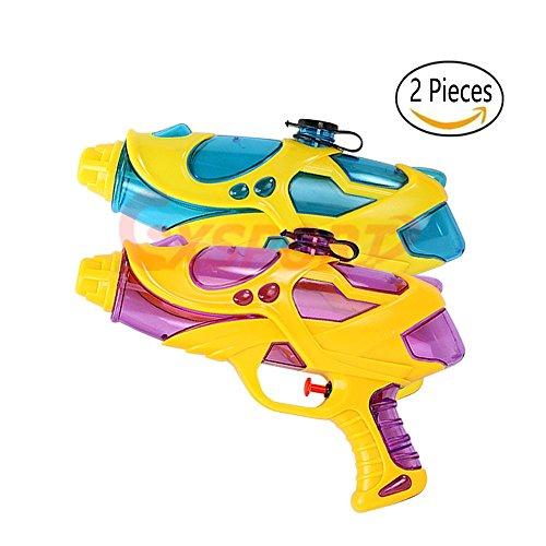 2 Pack Water Gun Water Squirt Gun for Kids