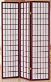 Product review for Milton Greens Stars 7034CH 3-Panel Sam Room Divider, Cherry