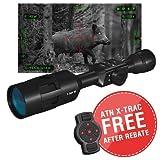 theOpticGuru ATN X-Sight-4k Pro 5-20x Smart Day/Night Scope w/Full HD Video rec, Smooth Zoom, Bluetooth and Wi-Fi (Streaming, Gallery & Controls)