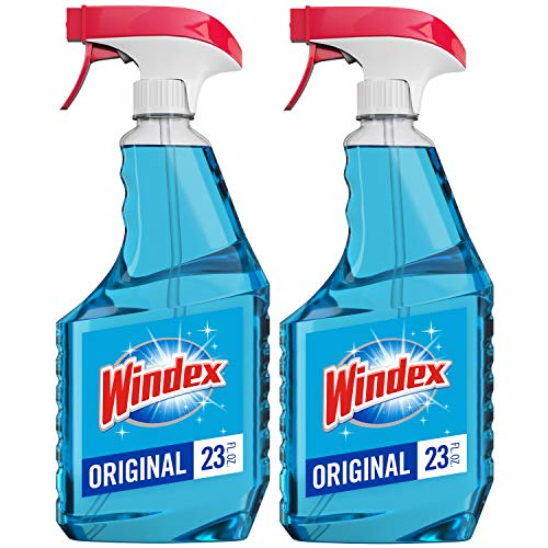 Windex-Glass-and-Window-Cleaner-Spray-Bottle-Original-Blue-23-fl-oz-Pack-of-2
