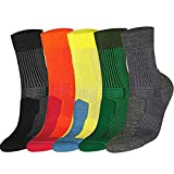 DANISH ENDURANCE Merino Wool Light Socks (Grey 3 Pairs, US Women 11-13 // US Men 9.5-12.5)