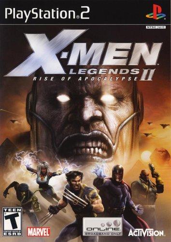X-Men Legends II Rise of Apocalypse