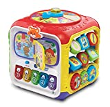 VTech Sort & Discover Activity Cube (Frustration Free Packaging)