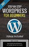 WordPress étape par étape pour les débutants: comment créer un beau site Web sur votre propre domaine à partir de zéro (cours vidéo inclus)