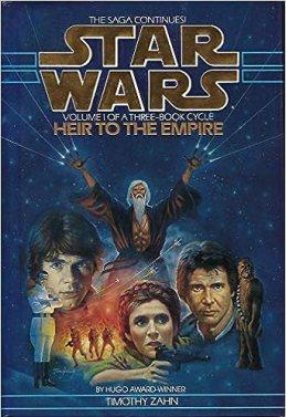STAR WARS. VOLUME 1: HEIR TO THE EMPIRE.: Zahn, Timothy.: Amazon.com: Books