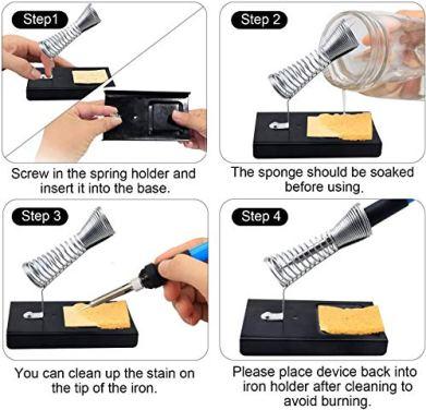 Anbes-Soldering-Iron-Kit-Electronics-60W-Adjustable-Temperature-Welding-Tool-5pcs-Soldering-Tips-Desoldering-Pump-Soldering-Iron-Stand-Tweezers