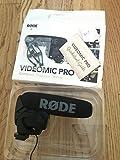Rode VideoMic Pro Compact VMP Shotgun Microphone
