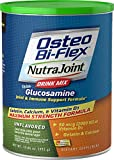 Osteo BiFlex NutraJoint Drink Mix Glucosamine Joint & Immune Support Formula Unflavored Drink Mix with Gelatin, Calcium and Vitamin D3, 113.86oz