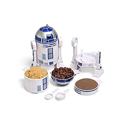 fun R2-D2 measuring cup set for Star Wars droid lovers