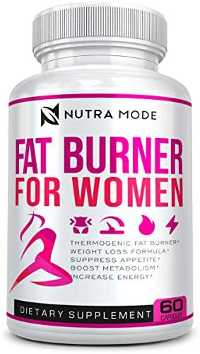 Natural Weight Loss Pills for Women-Best Diet Pills that Work Fast for Women-Appetite Suppressant-Thermogenic Belly Fat Burner-Carb Blocker-Metabolism Booster Energy Pills-Weight Loss Supplements-60ct 10